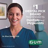 GUM Soft-Picks Original Dental Picks, 150 Count