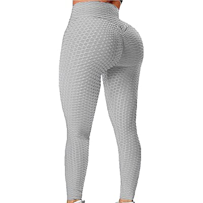 Women Yoga Gym Anti Cellulite Leggings Fitness High Waist Hip Lift Elastic Pants