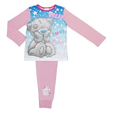 65e2815cd Cartoon Character Products Me to You Tatty Teddy Girls Pyjamas - Age ...