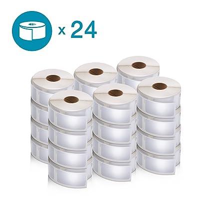 DYMO - Etiquetas autoadhesivas multiusos para impresoras de ...