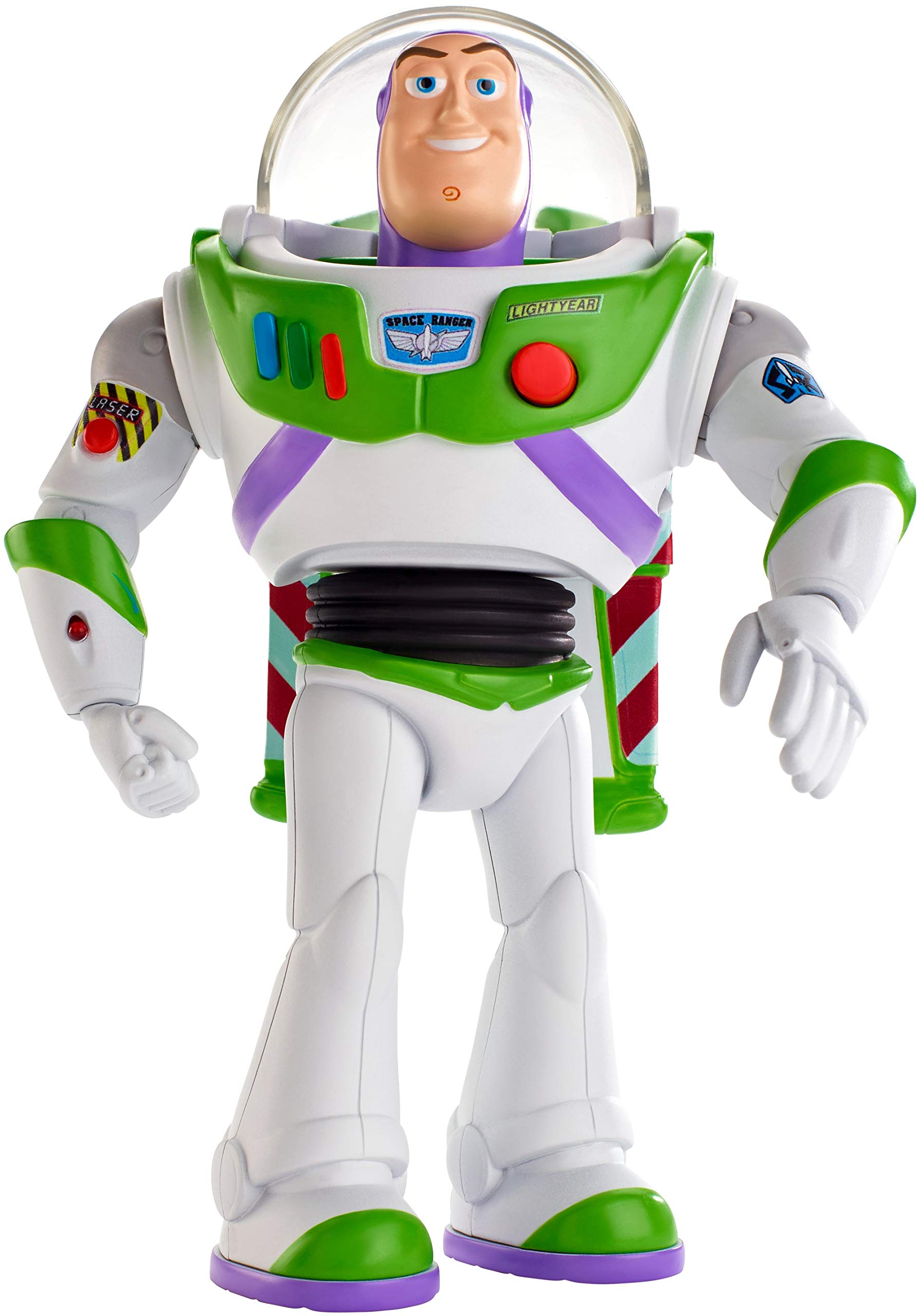 Disney Pixar Toy Story Ultimate Walking Buzz Lightyear, 7'' by Toy Story (Image #7)