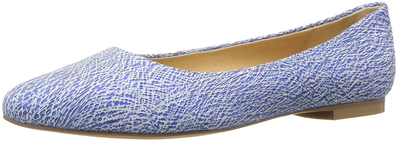 Trotters Women's Estee Ballet Flat B073C1M9T6 6.5 B(M) US|Washed Blue