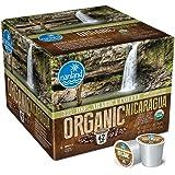 nanland Nicaraguan Organic Single Serve K-cup, 42 Count