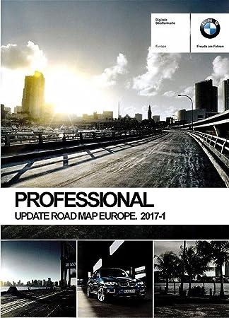 Original BMW F06 SAT NAV Update Premium Europe 2017 with