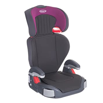 Graco Junior Maxi Lightweight Highback Booster Car Seat Group 2 3 Royal Plum