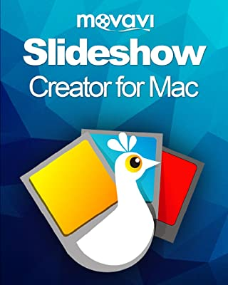 Movavi Slideshow Creator for Mac 2 Personal Edition [Download]