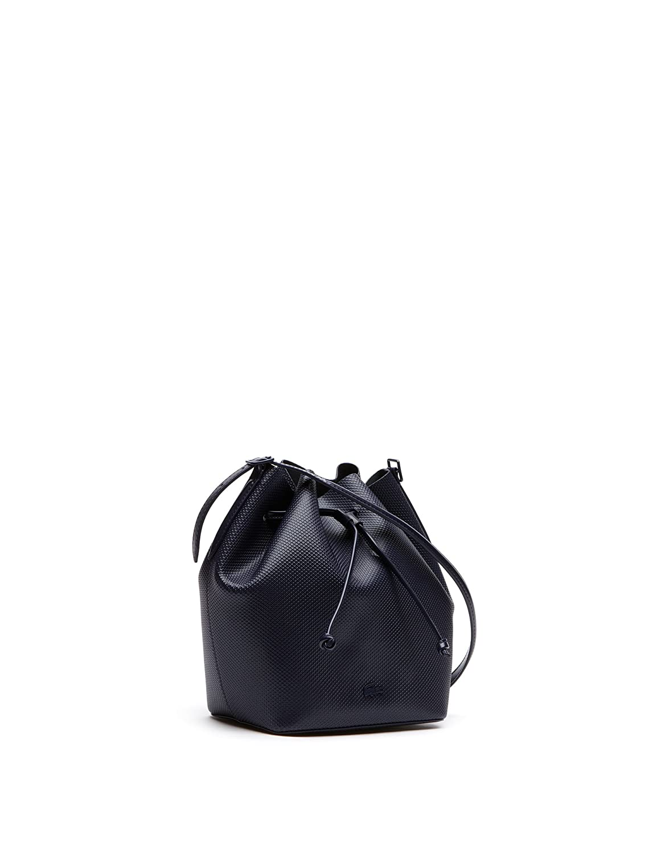 be7d7e80c4 Sac Seau LACOSTE Chantaco Bucket Bag Bleu: Amazon.fr: Bagages
