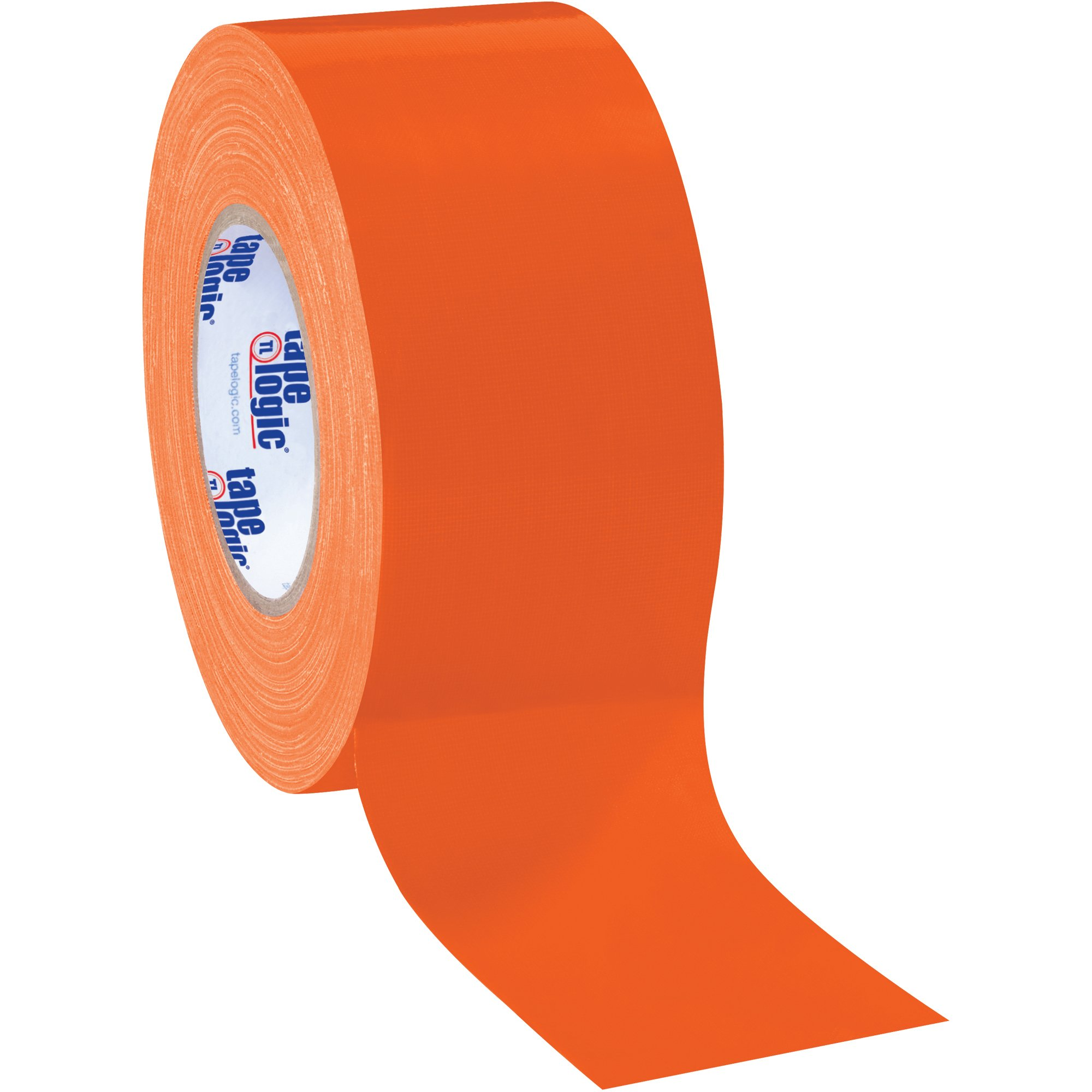 Top Pack Supply Tape Logic Duct Tape, 10 Mil, 3'' x 60 yds. Orange (Case of 3)
