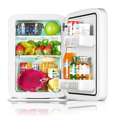 IKUN-JJ Mini Refrigerador Refrigerador De Coche Portátil 5L / 10L ...