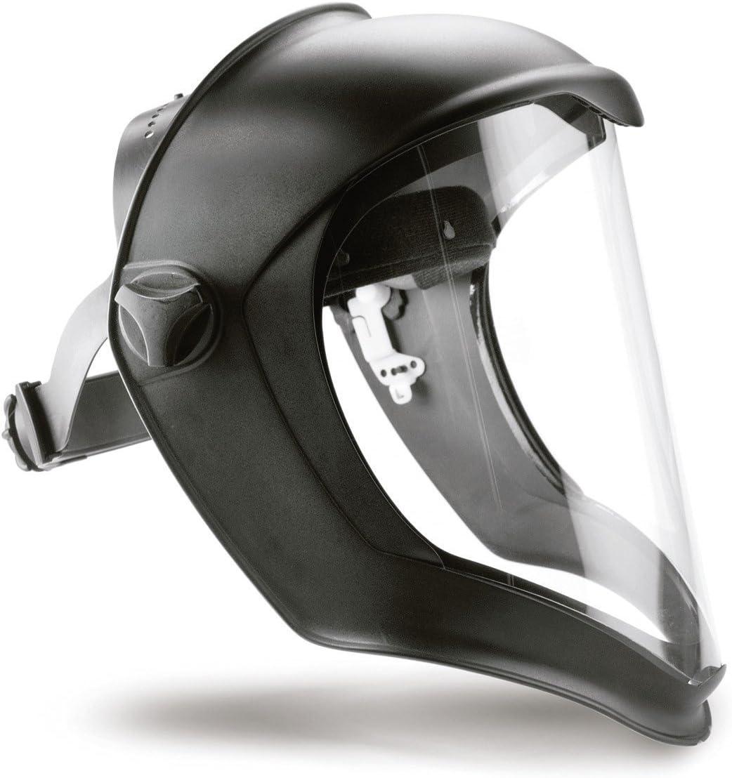 Honeywell 1011623 Bionic Gesichtsschutzschild Mit Unbeschichtete Polzcarbotatscheibe Klare Linse Bei Günstiger Preis Kostenloser Versand Ab 29 Für Ausgewählte Artikel