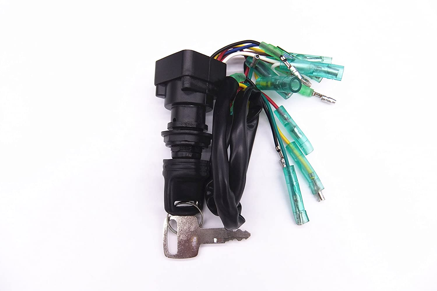 Remote Control Box Ignition Switch Main Assy Omc 5005801 Wiring Diagram 703 82510 43 00 For Yamaha Outboard Motors 42 Push To Choke 10p Sports