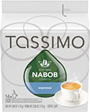 Tassimo Nabob Coffee Espresso, 14 T-Discs