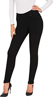 LUXE DENIM SLIMS Skinny Cuff Jeans