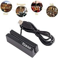 Yosoo Msr90 - Mini Tarjeta de crédito USB