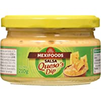 Mexifoods Salsa De Queso 210Gr 210 ml