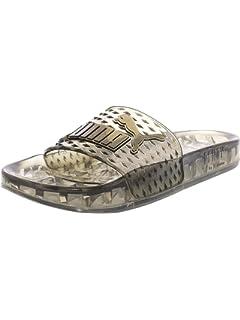 56f0f26f0c53 PUMA Fenty by Rihanna Womens Jelly Slide Sandal Shoes