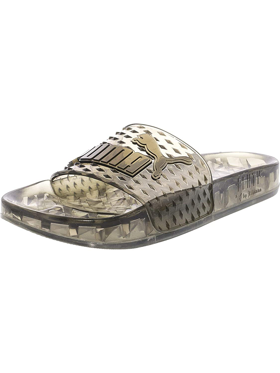 buy online 38c7a 34f8c Amazon.com   PUMA Fenty by Rihanna Womens Jelly Slide Sandal Shoes   Sandals
