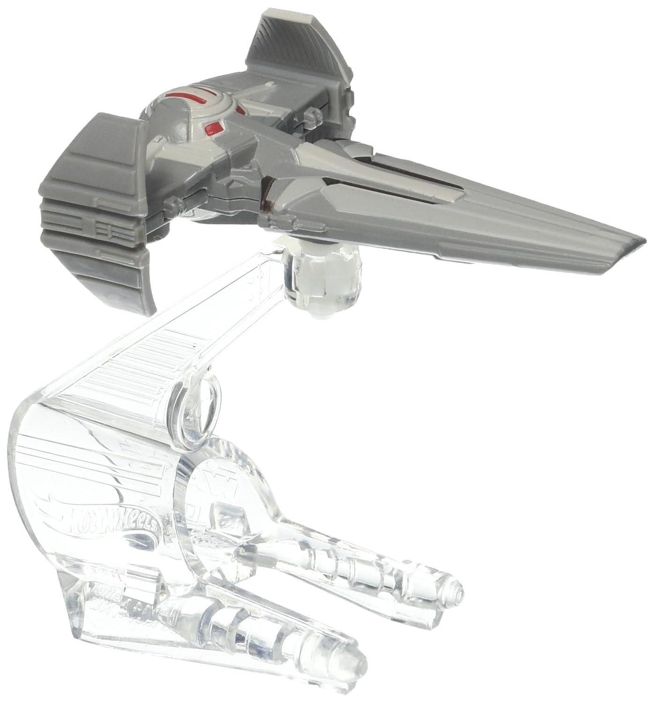Hot Wheels Star Wars Starship Sith Infiltrator Vehicle Mattel CGW72