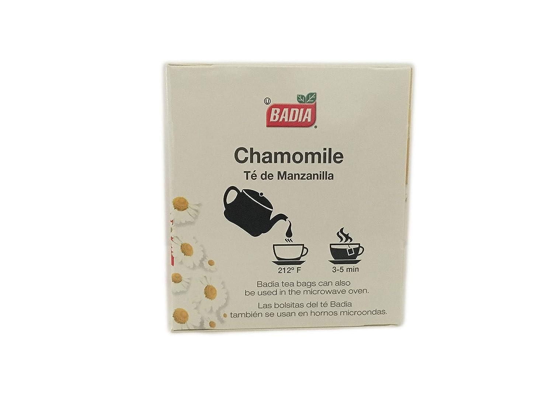 50 Bags Chamomile Tea Digestive bloading Relief/Te de Manzanilla Digestivo
