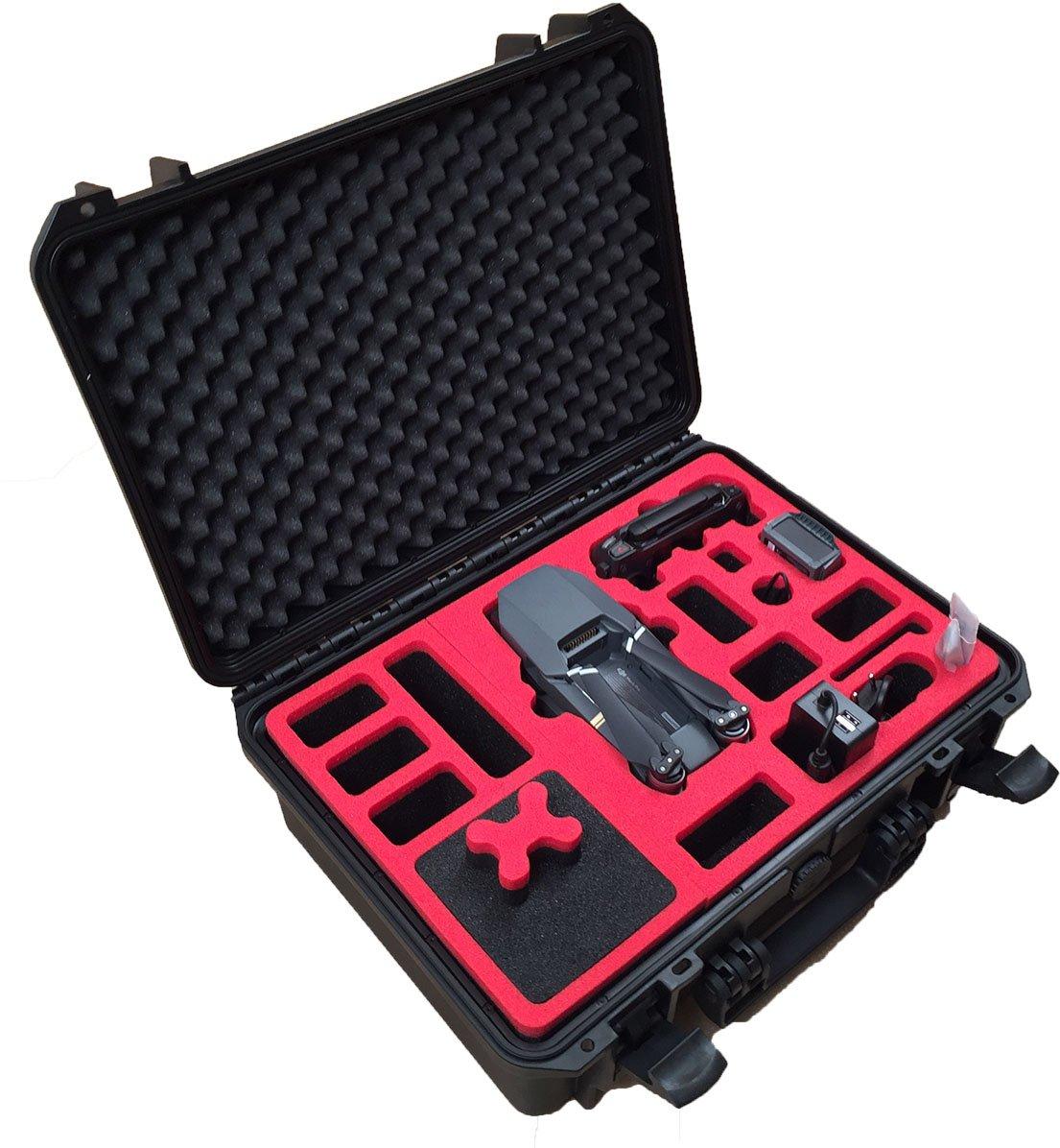 faf898c040c6 Professional Carrying Case fits for DJI Mavic Pro - Explorer Case ...