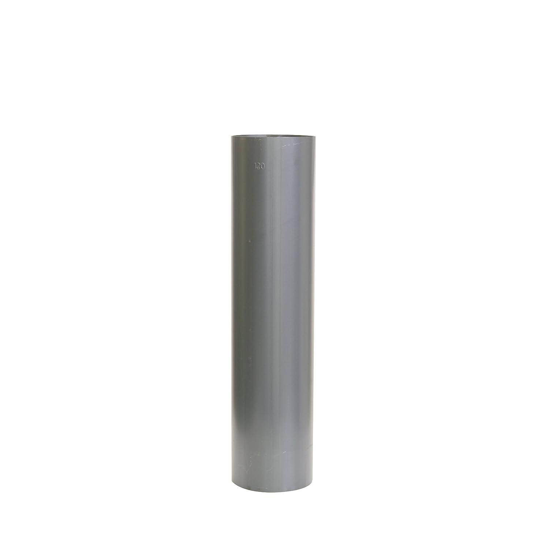 Kamino-Flam Tubo lineare per stufa, tubo canna fumaria, ca. 500 x Ø 120 mm Kamino - Flam 331555