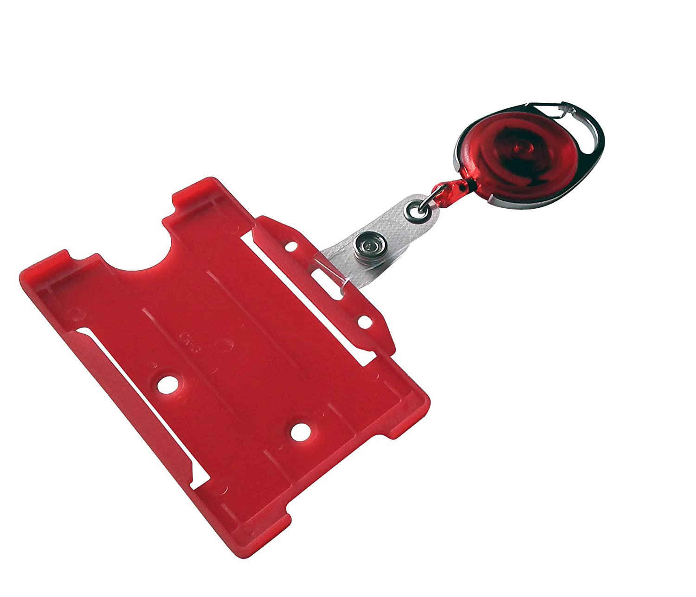 Badge Yoyo porta tarjetas de crédito clip cuerdas 5 piezas ...