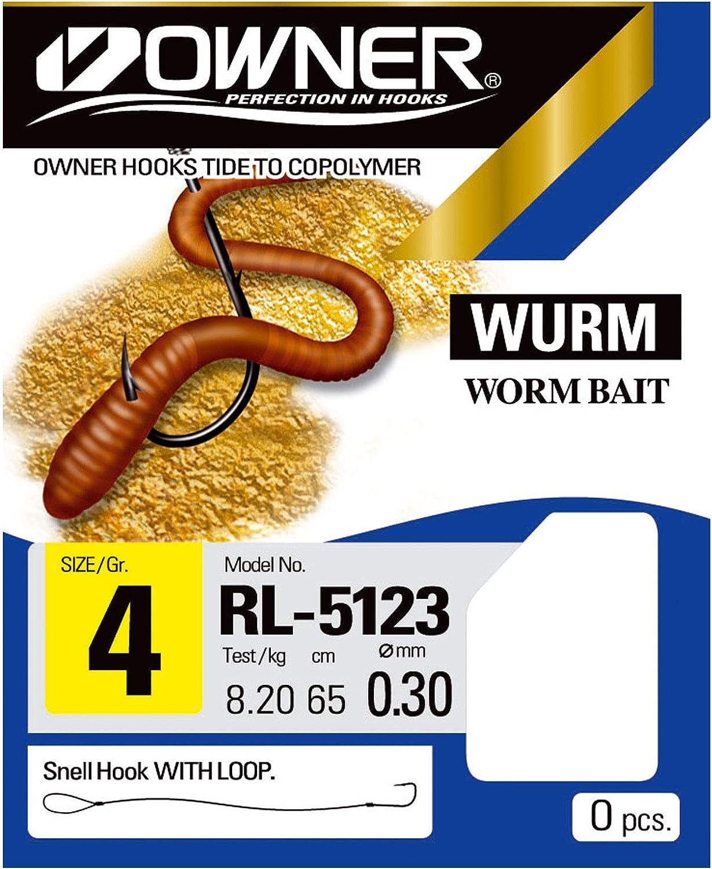 Owner Wurm//Aal rot Gr.1