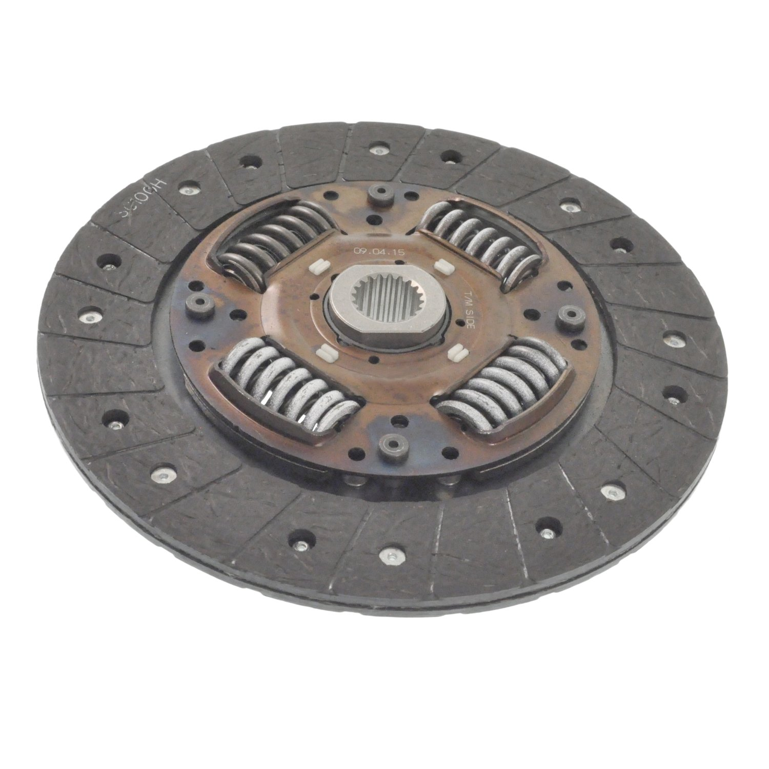 Blue Print ADG031108 Clutch Kit, pack of one