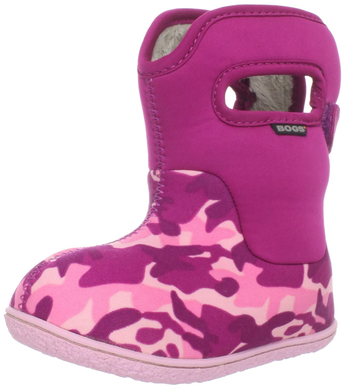 Amazon.com | Bogs Toddler Classic Camo Winter Snow Boot, 9 M US Toddler | Boots