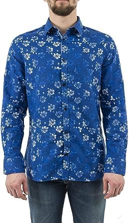 Camisa de manga larga con estampado floral Art. M92H20WBGI0 ...