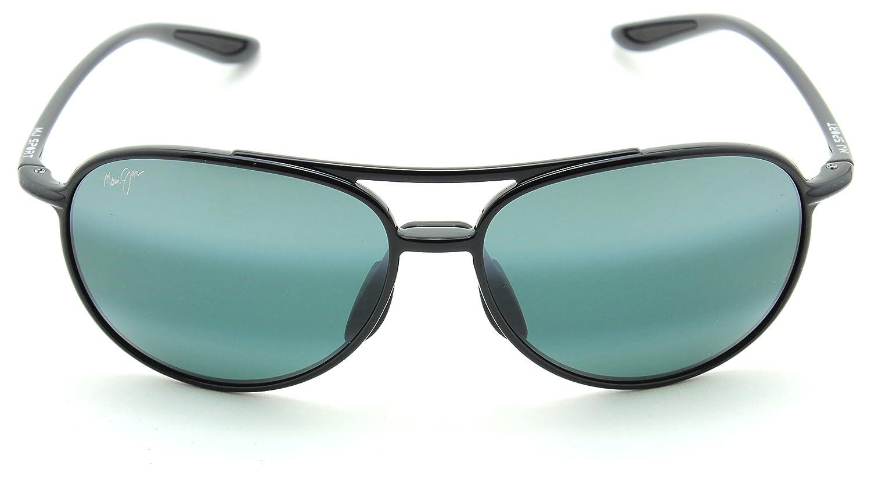 2a6cb35b1c154 Maui Jim 438-02 ALELELE BRIDGE Polarized Sunglasses Neutral Grey Lens   Amazon.co.uk  Clothing