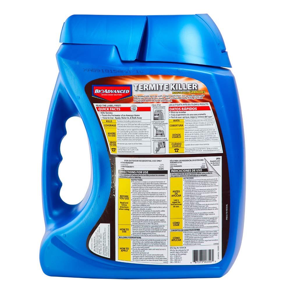 Bayer Diy Termite Killer 9 Lb Amazon In Garden Outdoors