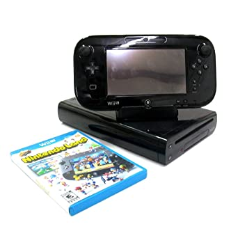 d0cd97de714 Nintendo Wii U 32GB Premium Pack - Black: Amazon.co.uk: PC & Video Games