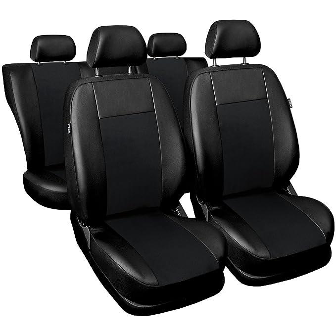 S-Y Universal Car Seat Covers Set for FORD FIESTA MK5 V MK6 VI MK7 VII MK8