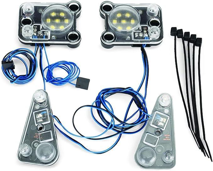 Land Rover Headlight Wiring