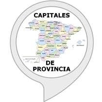 Capitales de Provincia: Amazon.es: Alexa Skills