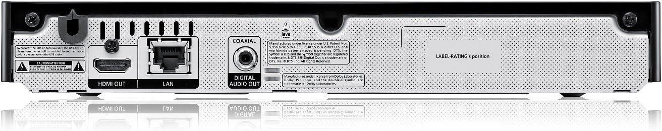 Samsung BD-F5100 - Reproductor de Blu-ray (Dolby Digital Plus ...