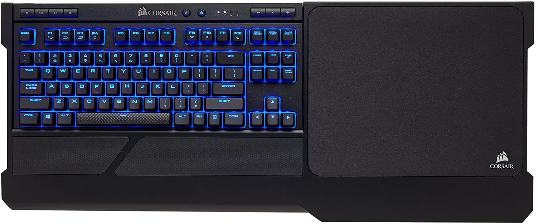 Corsair K63 - Teclado mecánico + Tablero portátil Lapboard ...