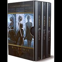 League of Vampires Box Set: Books 1- 3 (League of Vampires Box Sets) (English Edition)