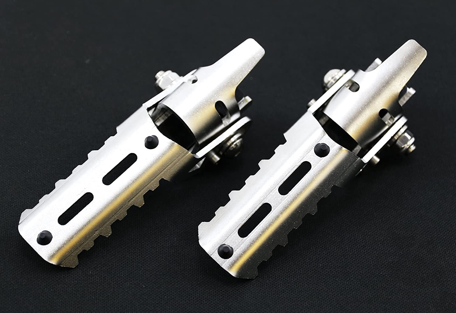 Motorbike Highway Pegs For Pipes Triumph Tiger Explorer For BMW R1200GS LC 2013-2017 Gaosujiaota-R1200GS 1317