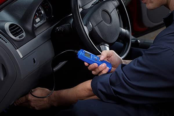 Innova 3020 is an OBD II scan tool that is designed for entry-level DIY users.