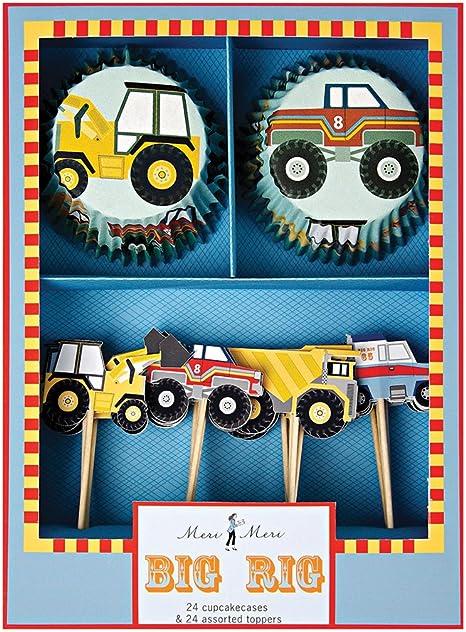 Big Rig Cupcake Kit