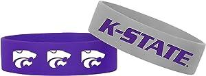 FOCO NCAA Bulk Bandz Bracelet 2-Pack