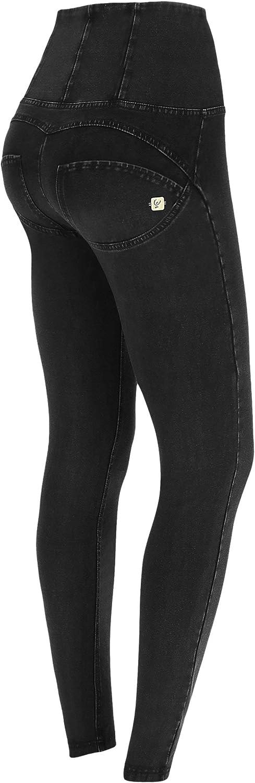 FREDDY Pantalone WR.UP/® Skinny Vita Alta Lunghezza Regular in Denim Elasticizzato