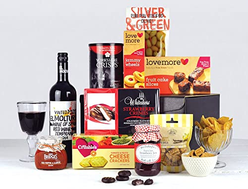 Natures hampers gluten free gift box gluten free healthy gluten free gift box highland fayre hampers negle Gallery