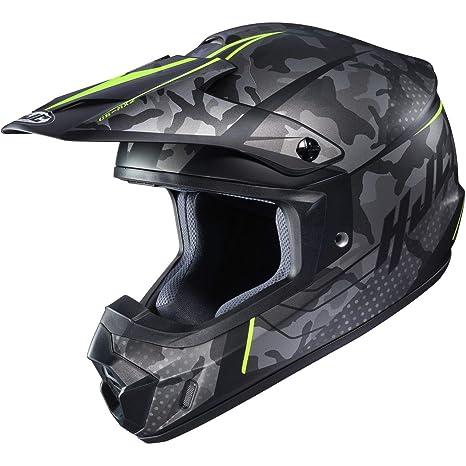 Amazon.com: HJC Sapir CS-MX 2 - Casco de moto para hombre, S ...