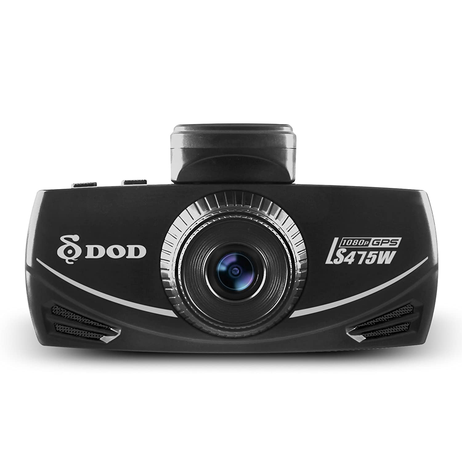 """DOD LS475W 1080P@60fps Dash Cam, 2.7"""", Sony STARVIS,145° Ultra Wide Angle, Super Night Vision, Parking Surveillance, GPS Logging, Traffic Camera Alert, Free 16GB Micro SD Card Included"""
