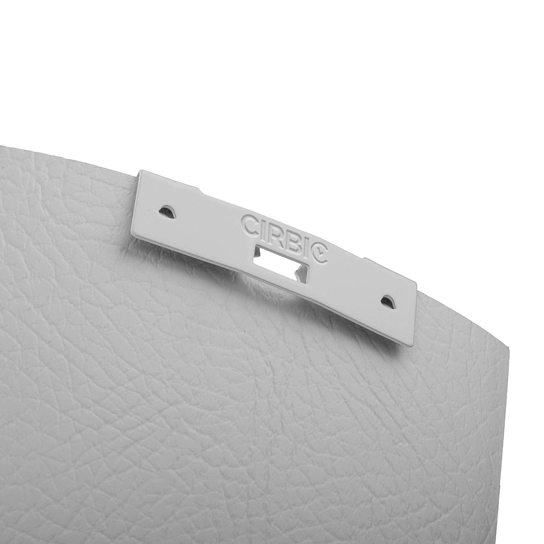 20, White Cirbic 20 Vertical Blind Vane Repair Clips