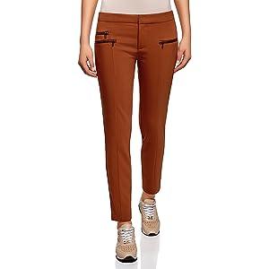 e3c326bfc9a4 Fraternel Pantalones Vaqueros Mujer Skinny Pitillos Azul Oscuro XS ...