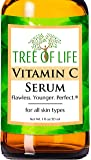 Vitamin C Serum For Face - Anti Aging Anti Wrinkle Facial Serum With Many Natural And Organic Ingredients - Paraben Free…